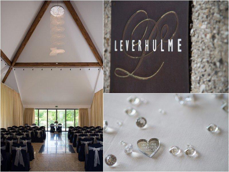 Leverhulme Hotel ceremony