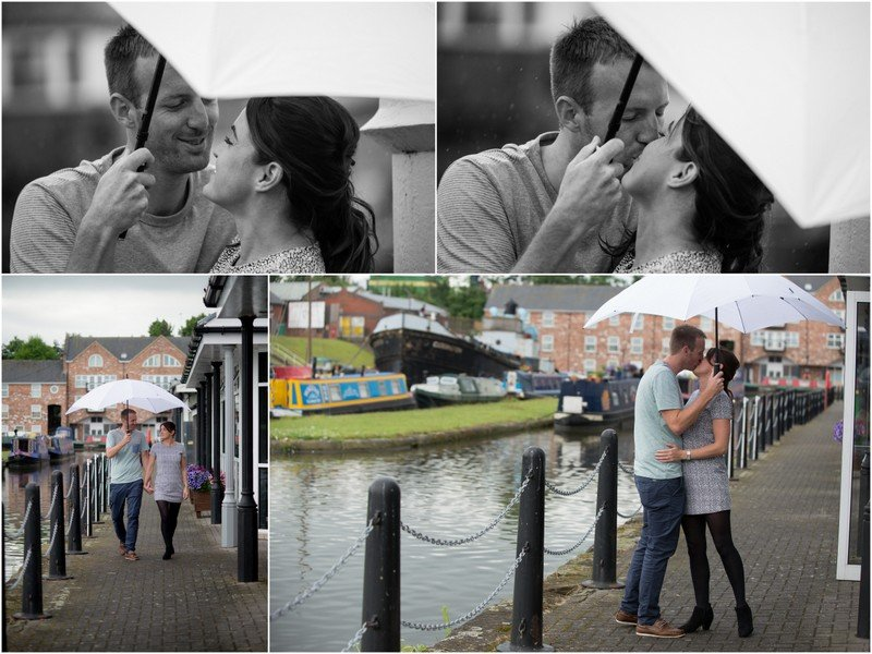 Boat Museum Ellesmere Port Engagement shoot Pixsmiths