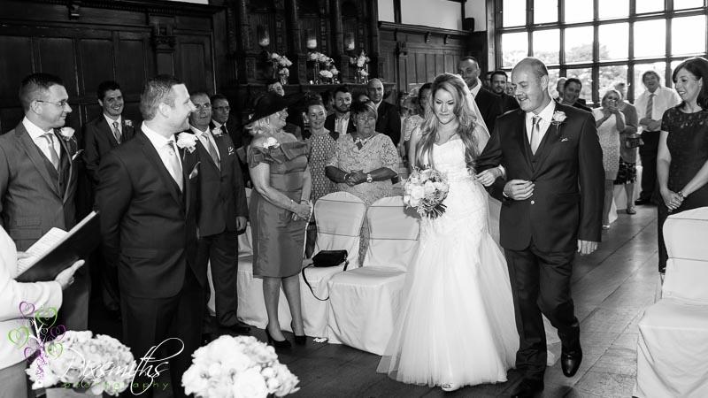 Hillbark Hotel Wedding Photography: Lucy and Jay