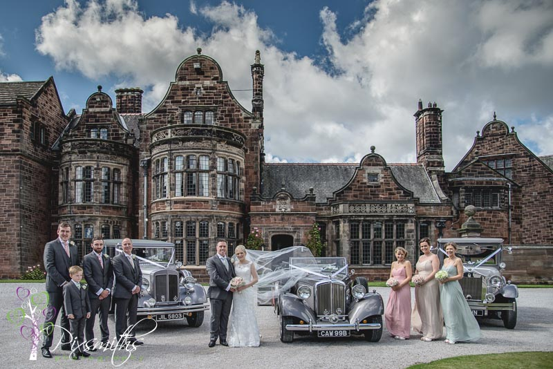 Thornton Manor Wedding: Natalie and Brian