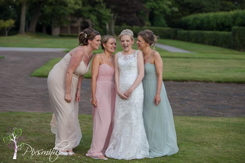 694_Thornton_Manor_Seddon Bridesmaids at Thornton Manor