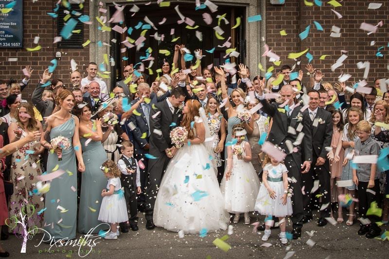 Rowton Hall Wedding: Lauren and Craig