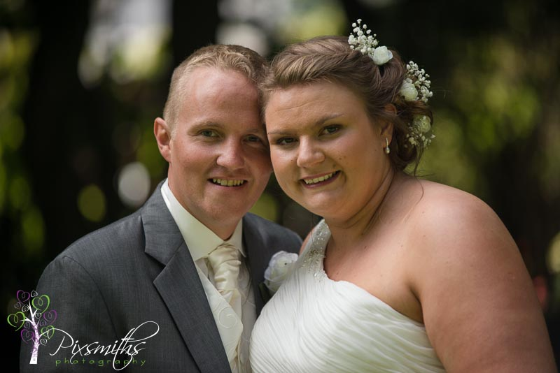 Grove Hotel Wedding Abie and Jason