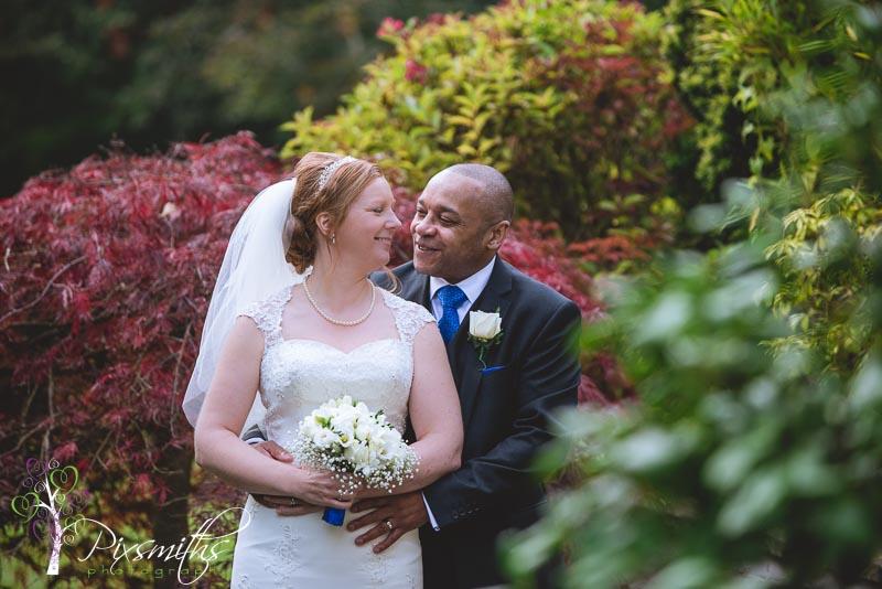 Brook Meadow Hotel Wedding: Helen and Mark