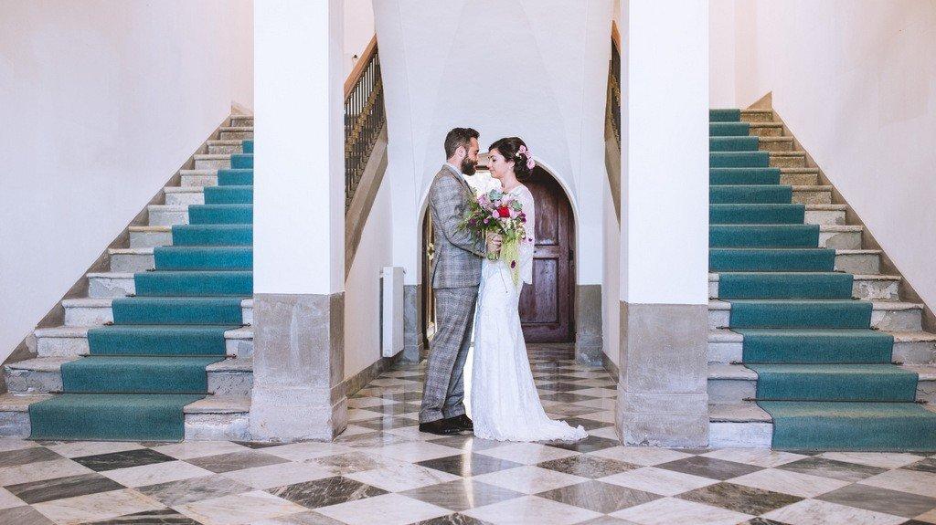 Destination Wedding: Santa Maria, Italy :Paul and Bev