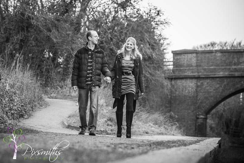 Wirral Pre Wedding Shoot: Laura and Andy