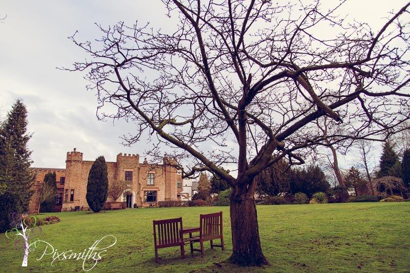 Crabwall Manor Wedding; Tanya and Jonathan