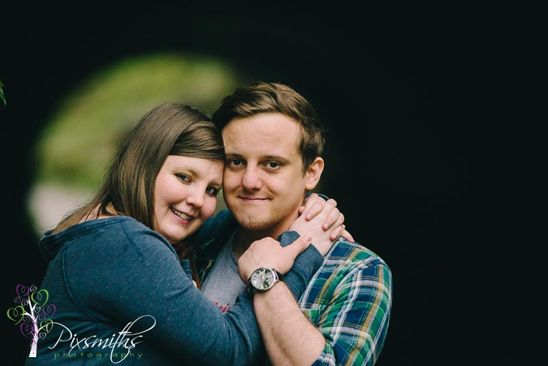 Charley and Chris: Engaged