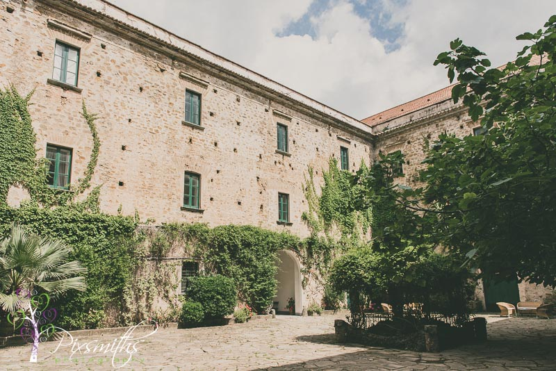 Engagement Shoot Santa Maria Di Castellabate Belmonte Palazzo