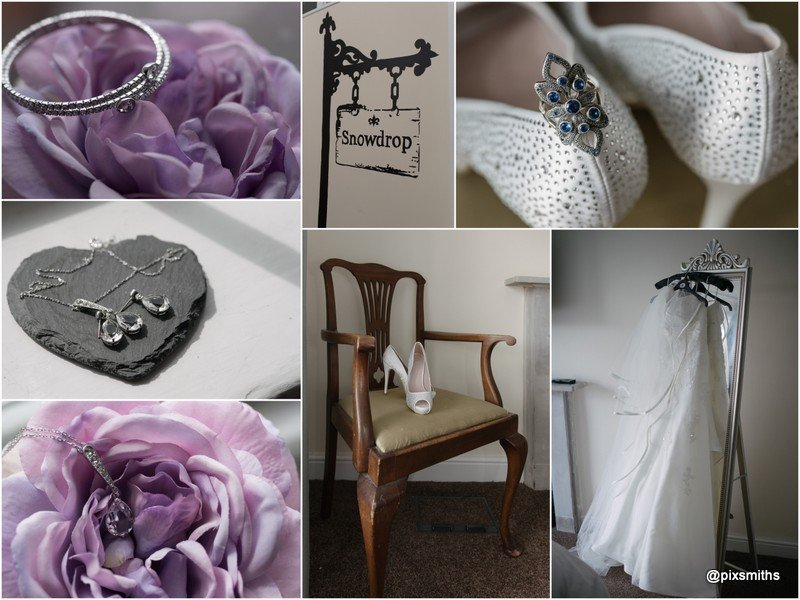 bridal preps snowdrop suite 4748 Hamilton Square