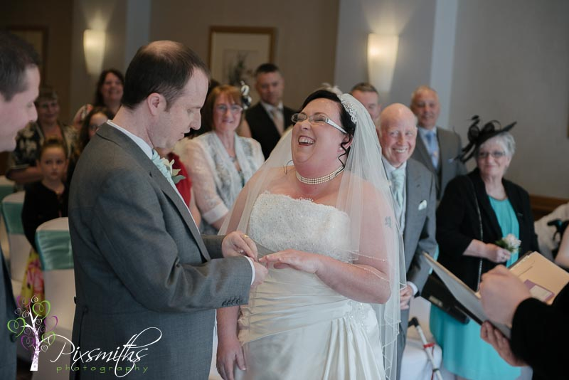 Thornton Hall Hotel Wedding Photography: Lynne and Adam