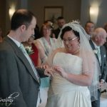 Thornton Hall Hote wedding ceremony