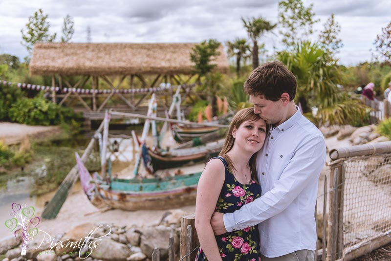 Engagement Shoot Chester Zoo