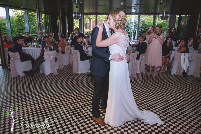 weddign dance Marcos Hoylake