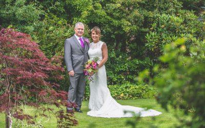 Peel Hey Wedding Celebration: Lynne and Stuart