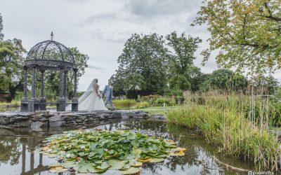 Sammy and Daniel Thornton Hall Wedding Photography