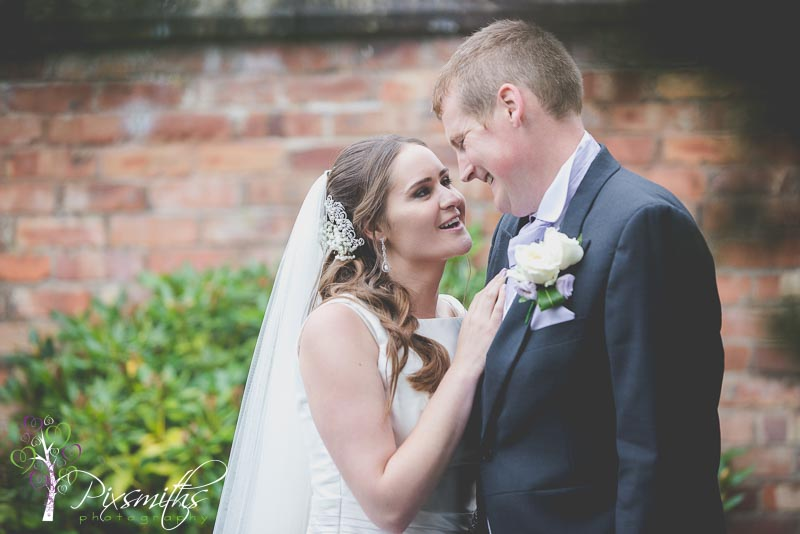 Crabwall Manor Wedding Photography: Evelyn and Lewis