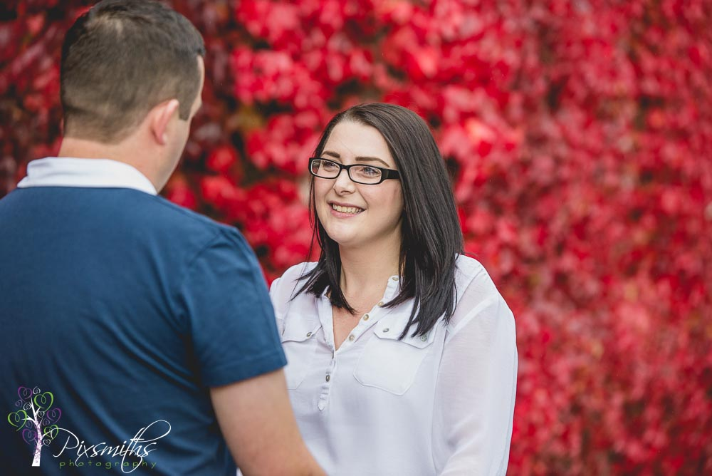 Wirral Radio Wedding Winners Engagement Shoot