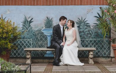 Chester Zoo Wedding Photography: Jenna and Jonny