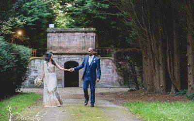Asian Wedding Thornton Manor: Sanaya & Satal