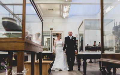 First Williamson Art Gallery Wedding:  Pam & Paul