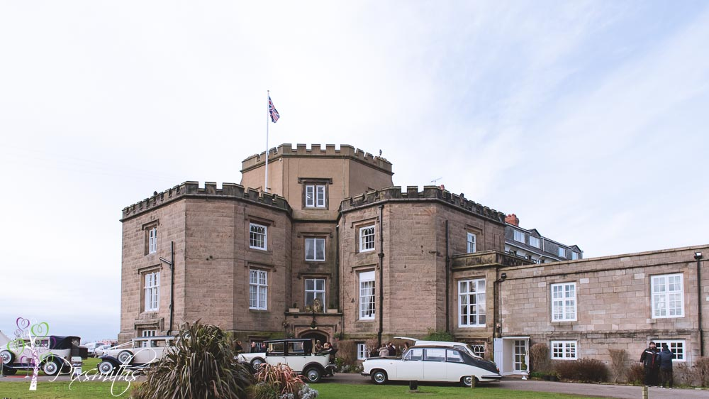 Red event Bridal fayre Leasowe Castle