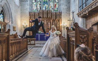 Leasowe Castle Wedding Photographer: Rachael & Jon