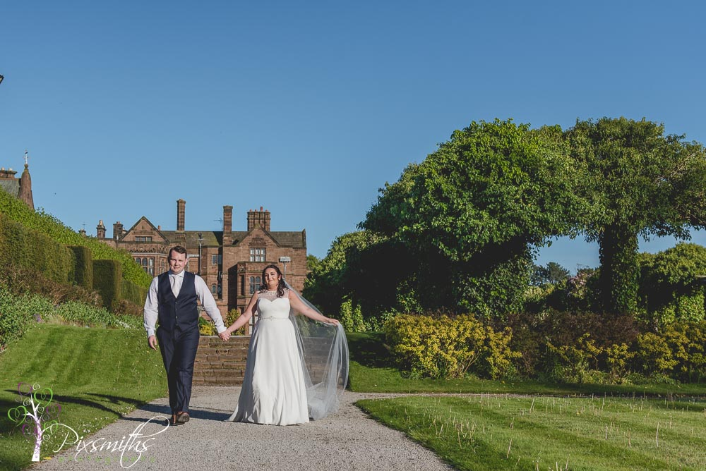 Thornton Manor Wedding Photographer: Emily & Peter