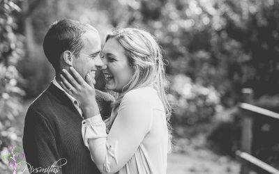 Royden Park Wirral Engagement Shoot: Laura & Dan