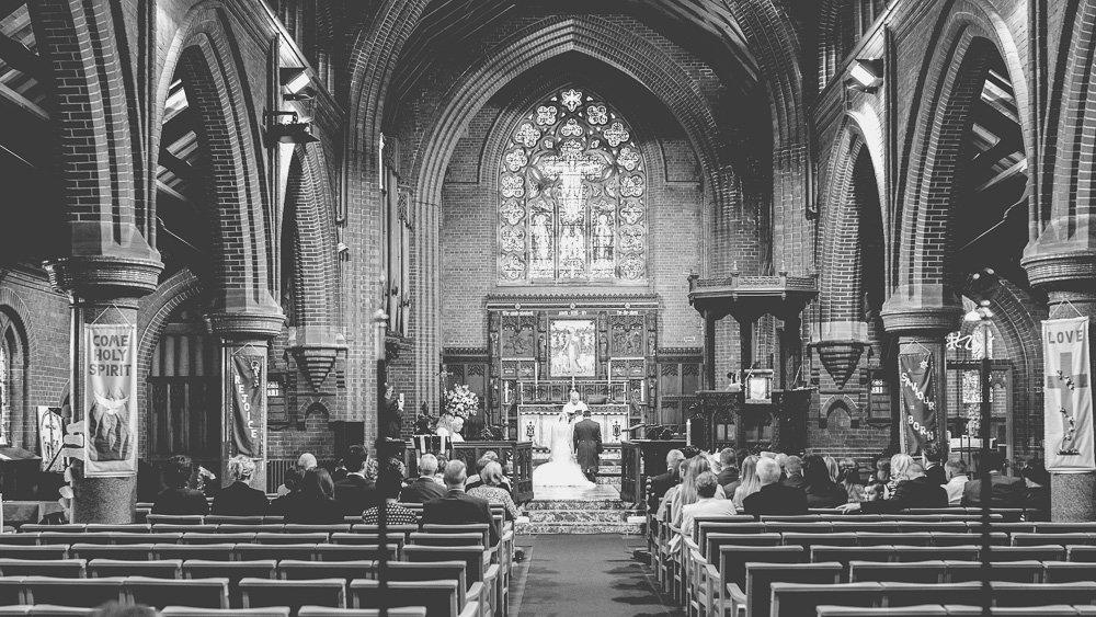 weddign prayers St Hildeburgs Hoylake wedding