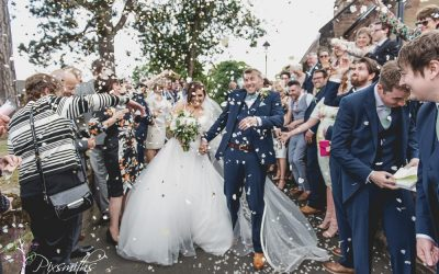 Thornton Manor Waterside Pavilion Rustic Wedding: Jennie and Toby
