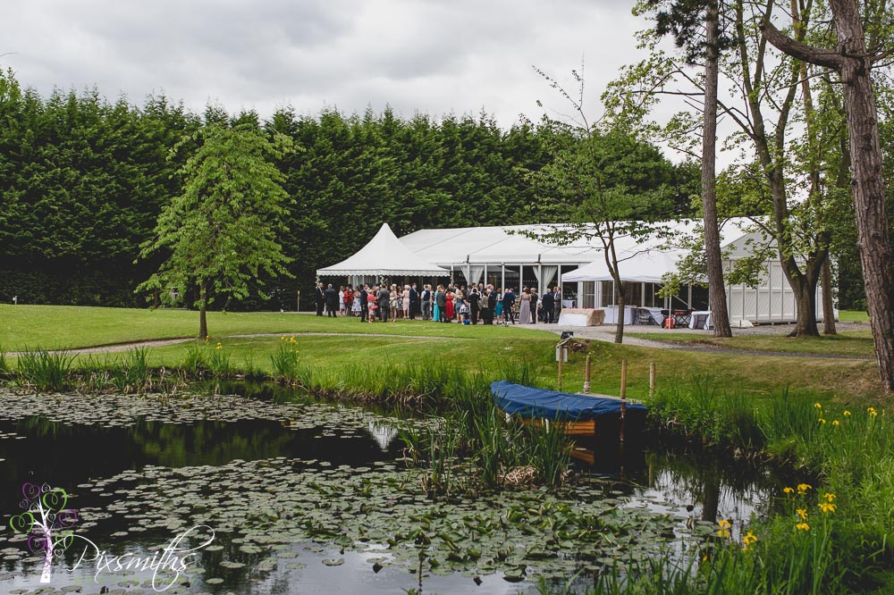waterside Pavilion Thornton Manor