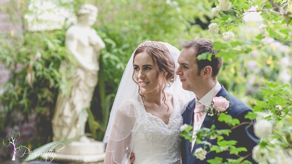 Hallmark Hotel Queen Chester Wedding: Alison & Ellis