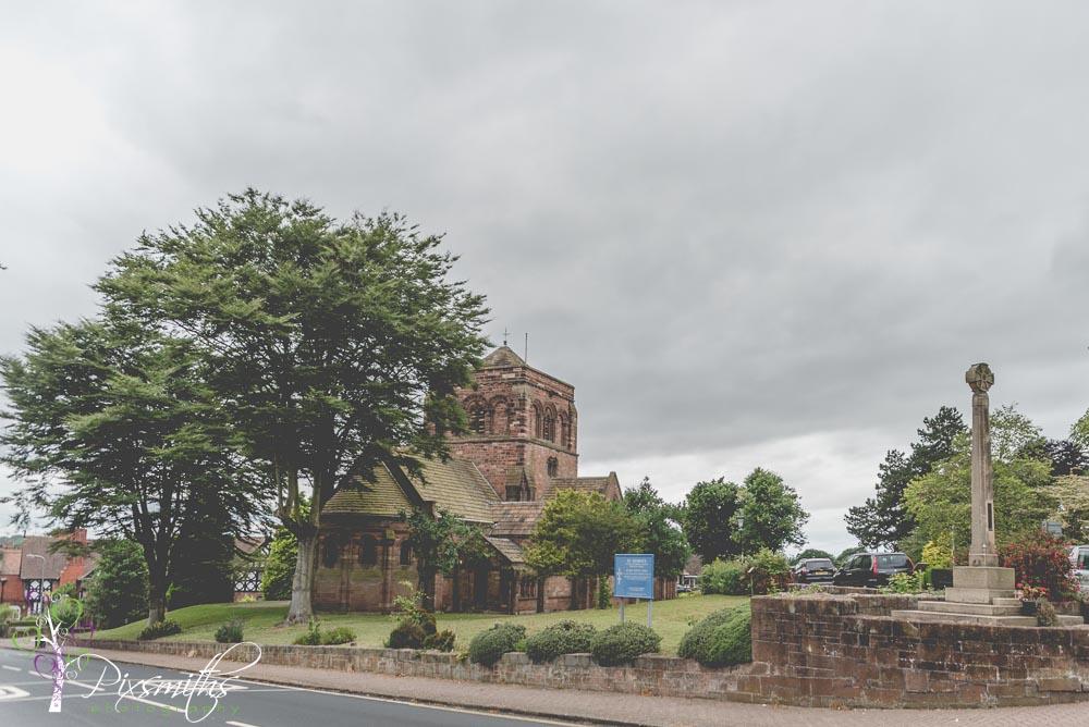 St Georges URC Thornton Hough