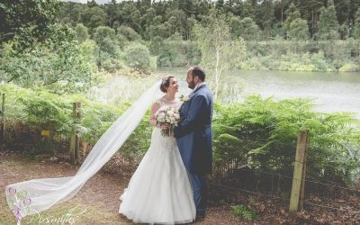 Nunsmere Hall  Wedding: Libby and Chris