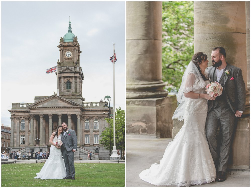 Birkenhead Town Hallll Wedding