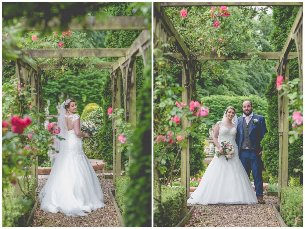 Nunsmere Hall wedddng photography