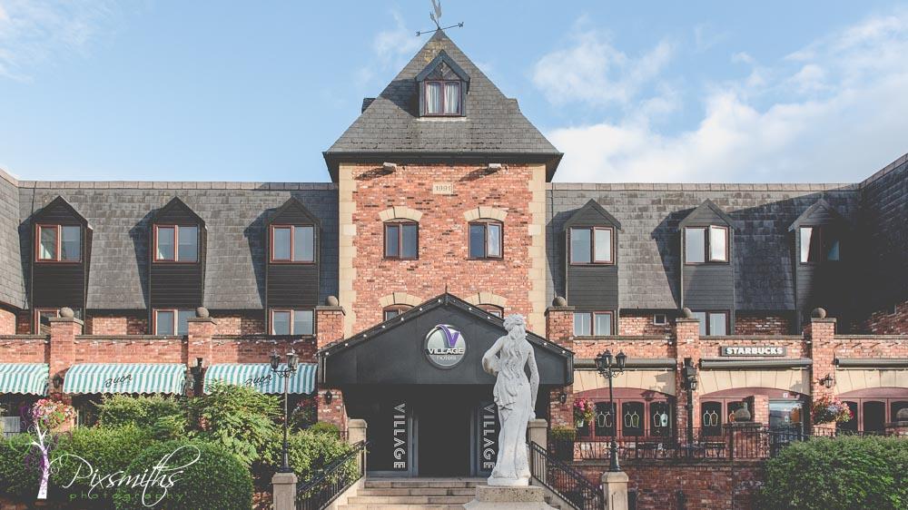 Village Hotel Bromborough wedding venue