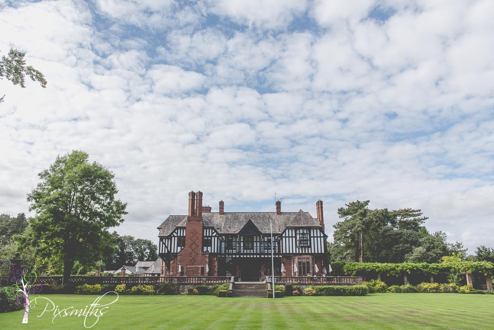 Inglewood MAnor Cheshire wedding venue