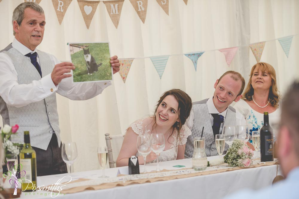 speeches Willaston wedding marquee wedding Astra Marquees