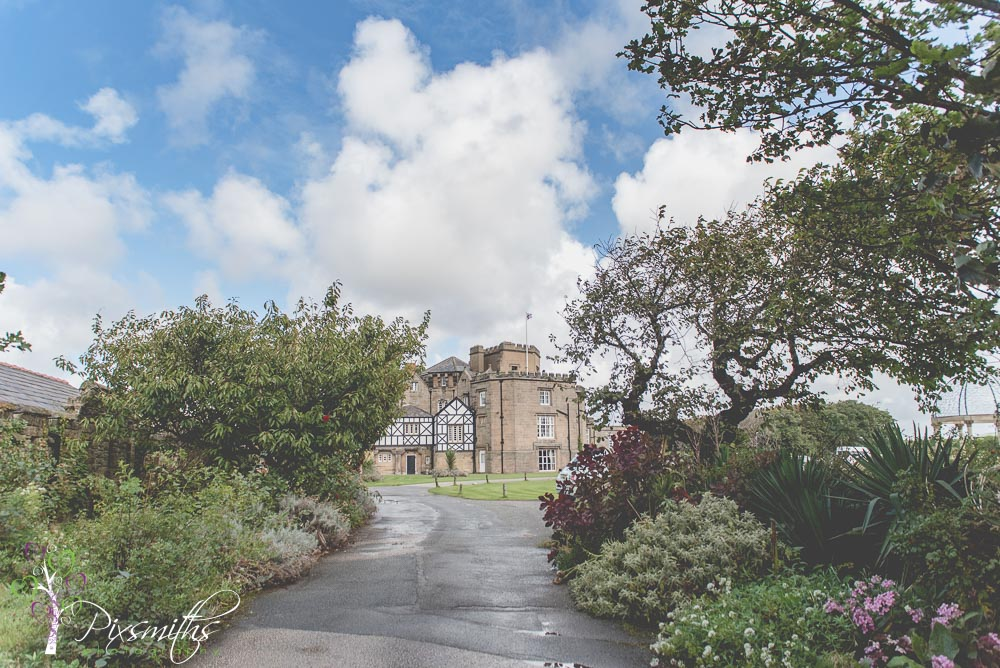 Leasowe Castle wedding