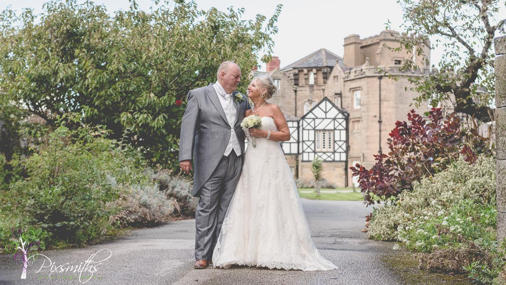 Leasowe Castle Wedding Michelle & Shaun