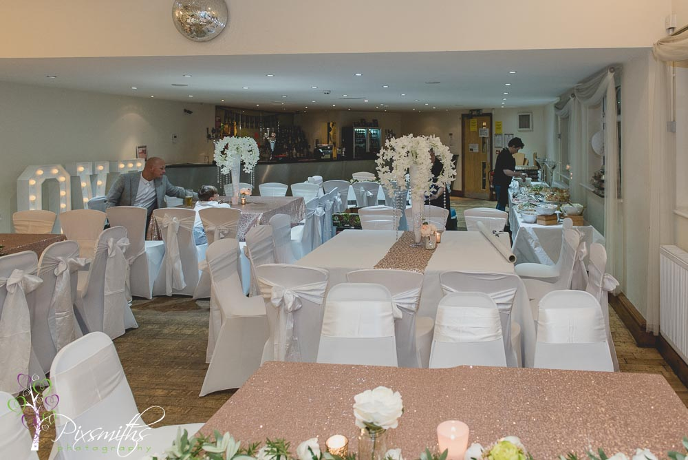 post destination wedding party birkenhead Park Rugby Club