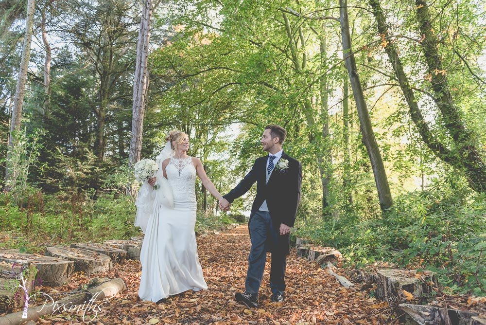 Autumn Inglewood Manor Wedding Photography : Chellsi & David