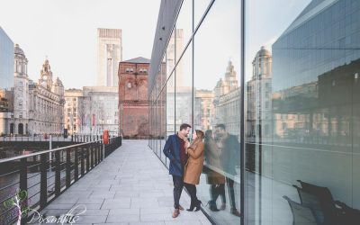 Liverpool City Centre Shoot: Stephanie & Laurence