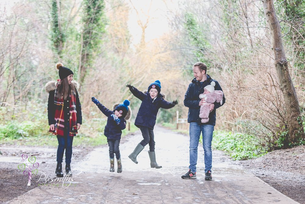 Wirral family shoot