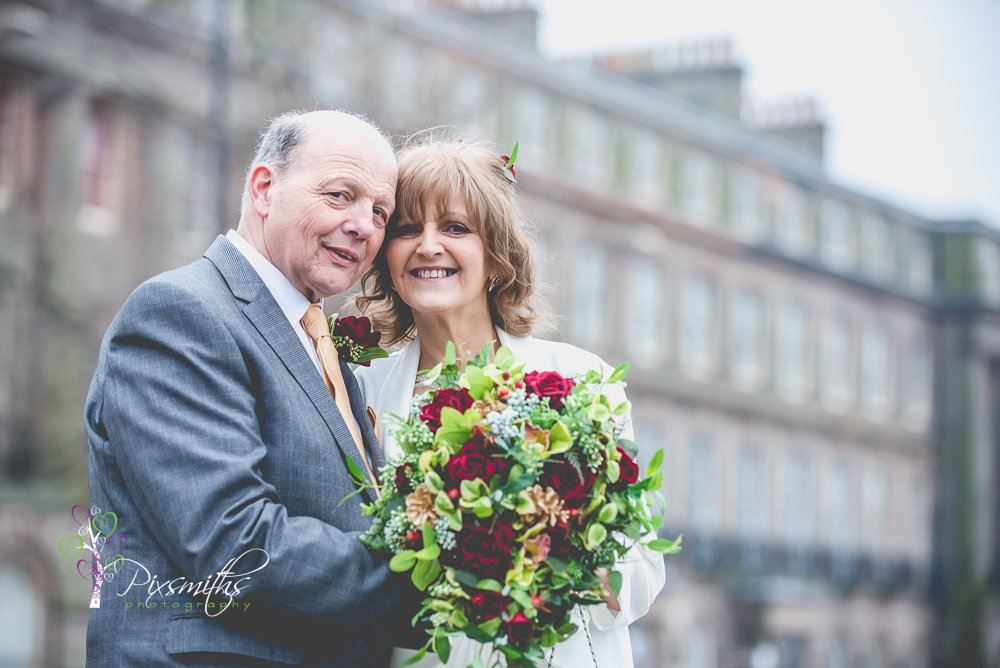 Joyful Civil Ceremony Birkenhead Town Hall : Anne & Ken