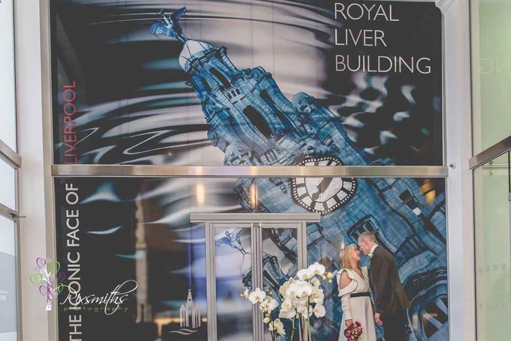 Royal Liver Building Boardroom Wedding