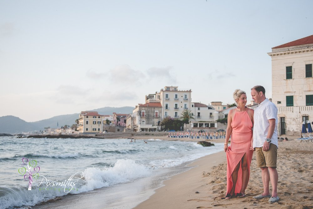 Santa Maria Castellabate Mini- Pre Wed Shoot