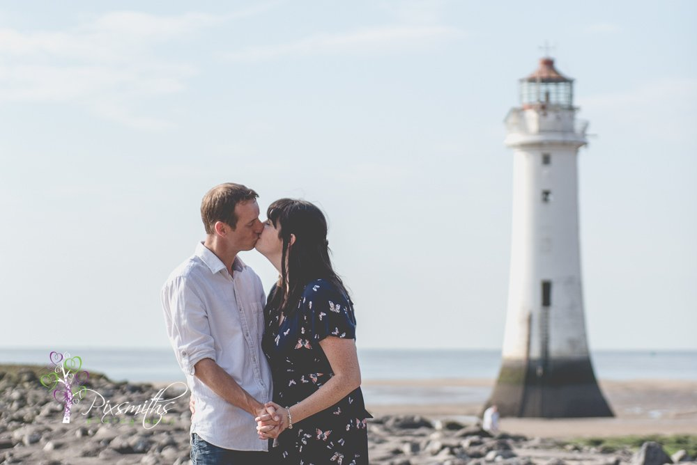 pre wed shoot New Brighton